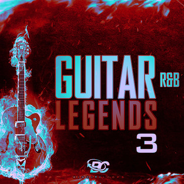 R&B Guitar Legends 3