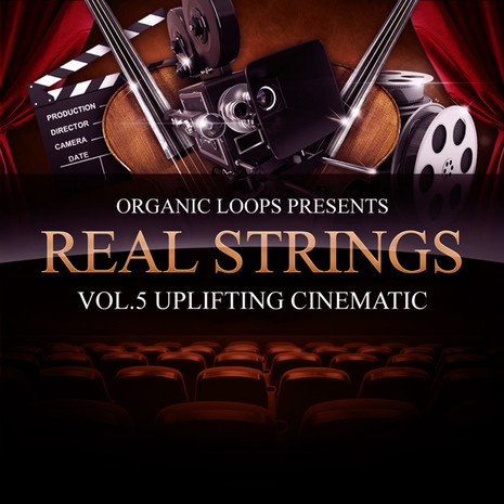 Real Strings Vol 5: Uplifting Cinematic