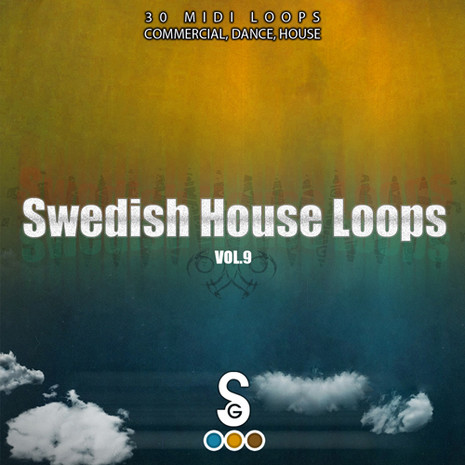 Swedish House Loops Vol 9