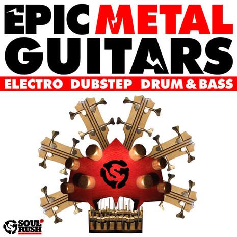 Epic Metal Guitars