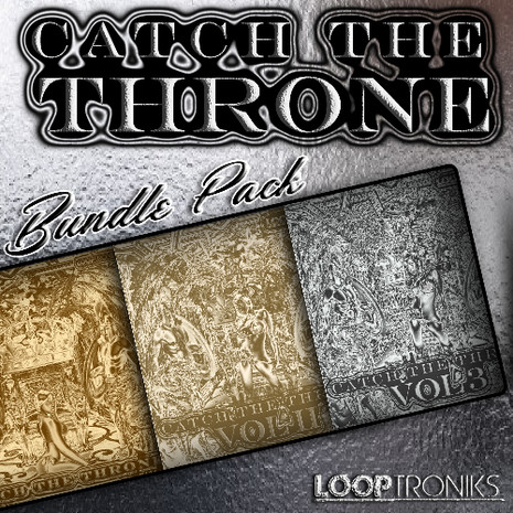 Catch The Throne Bundle (Vols 1-3)
