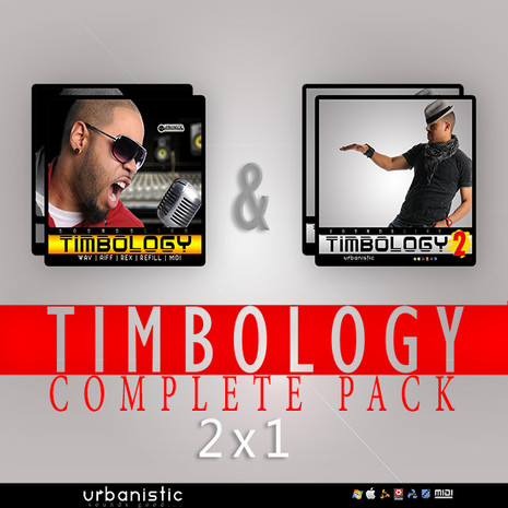 Timbology Bundle (Vols 1 & 2)