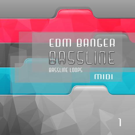 EDM Banger Bassline Vol 1