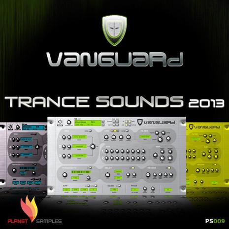 Vanguard Trance Sounds 2013