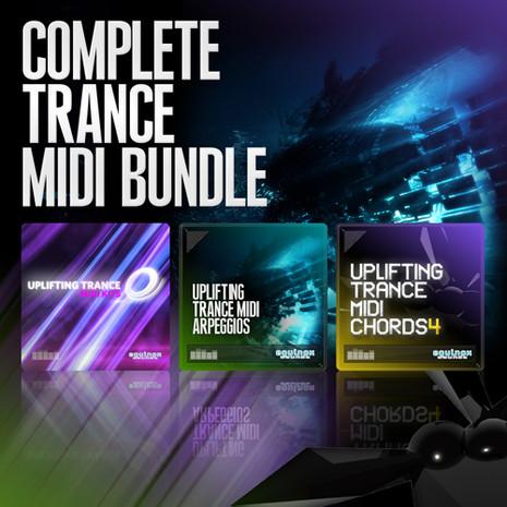 Complete Trance MIDI Bundle
