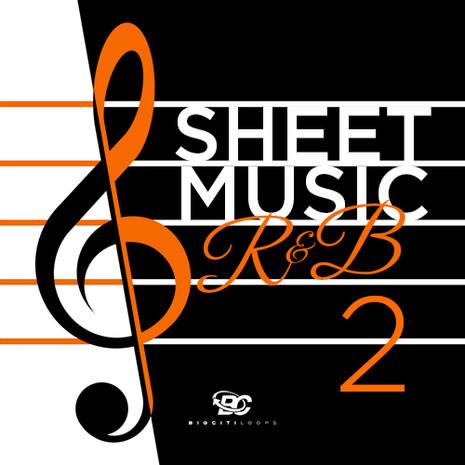 Sheet Music RnB 2