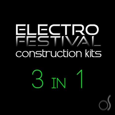 O! Electro Festival Kits 3-in-1