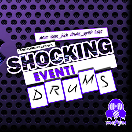 Shocking Event Drums