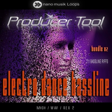 Producer Tool: Electro Dance Bassline (Vols 4-6)