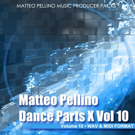 Dance Parts X Vol 10