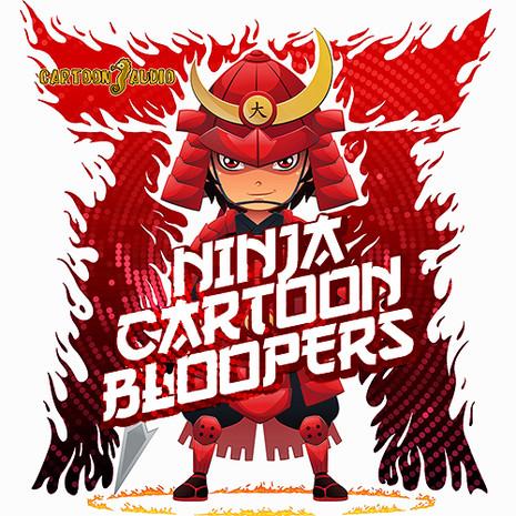 Ninja Cartoon Bloopers