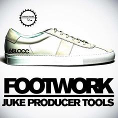 6Blocc: Footwork & Juke Producer Tools