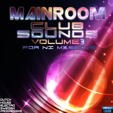 Mainroom Club Sounds Vol 3 For NI Massive