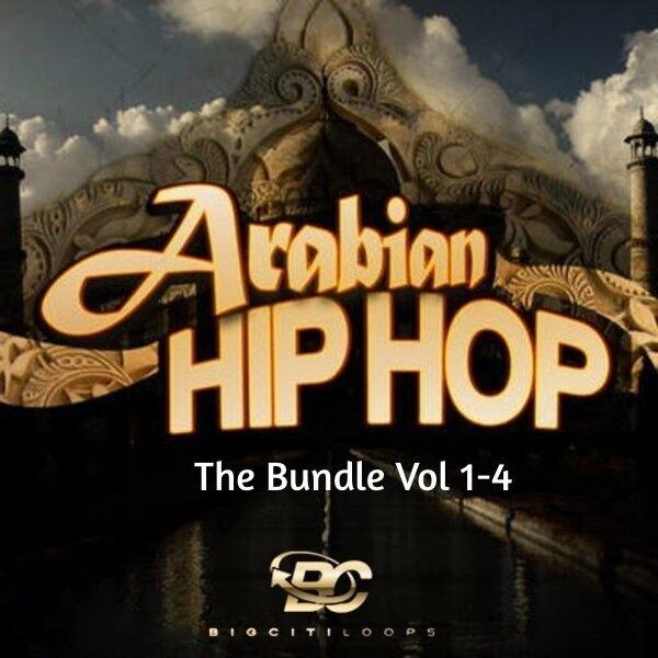 Arabian Hip Hop  Bundle (Vols 1-4)