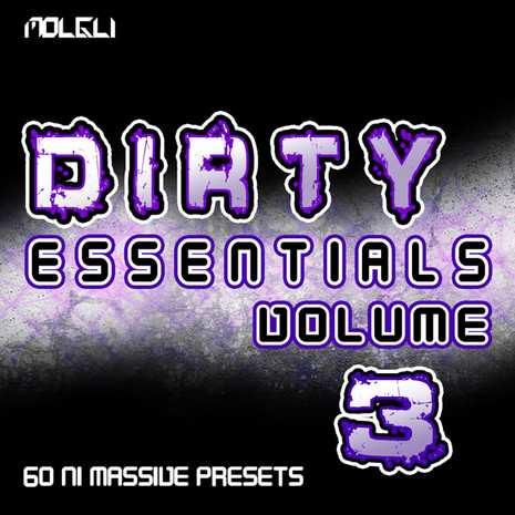 Dirty Essentials Vol 3: NI Massive Soundset