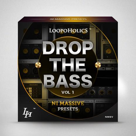 Drop The Bass Vol 1: NI Massive Presets