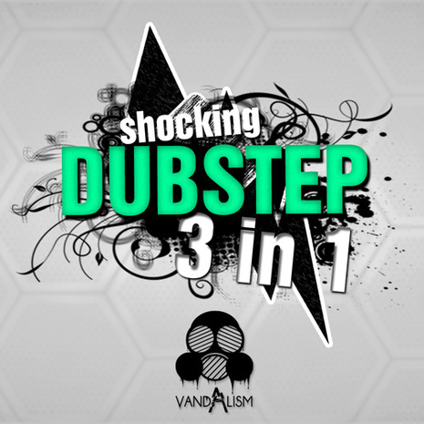 Shocking Dubstep 3-in-1