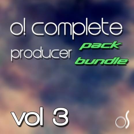 O! Complete Producer Pack Bundle Vol 3