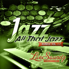 All That Jazz Bundle (Vols 1-7)