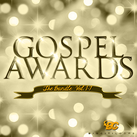 Gospel Awards Bundle (Vols 1-7)
