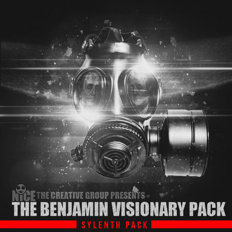 The Benjamin Visionary Pack for Sylenth