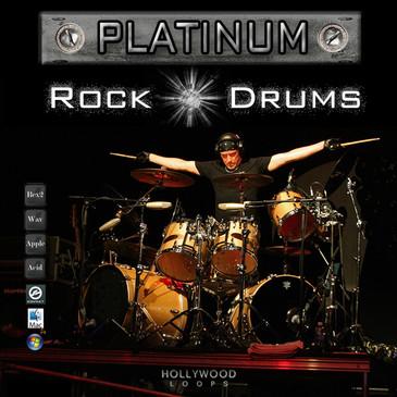 Platinum Rock Drums