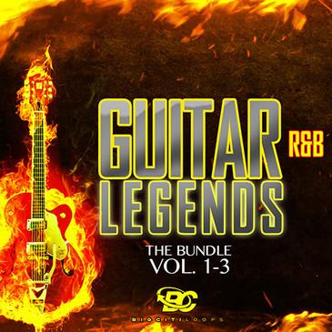 R&B Guitar Legends: The Bundle (Vols 1-3)