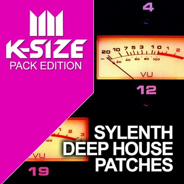 K-Size Deep House Sylenth Patches
