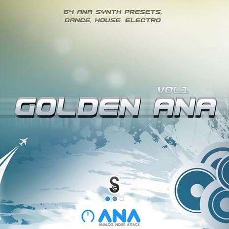 Golden ANA Vol 1