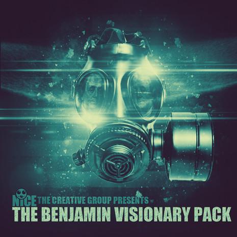The Benjamin Visionary Pack