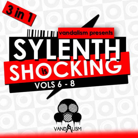 Sylenth Is Shocking 3-in-1 (Vols 6-8)