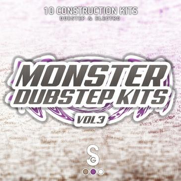 Monster Dubstep Kits Vol 3