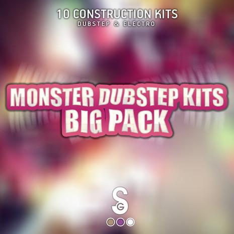 Monster Dubstep Kits Big Pack