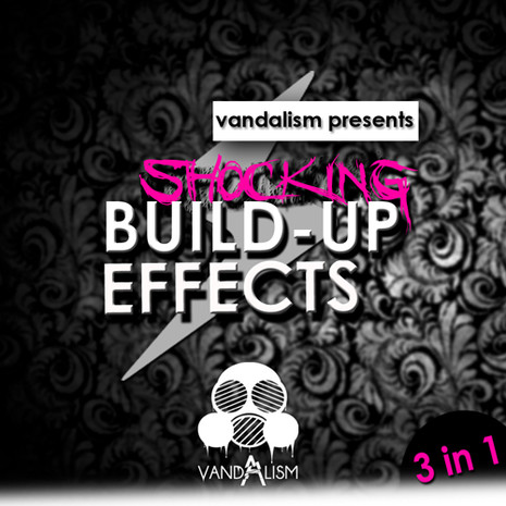 Shocking Build-Up Effects 3-in-1