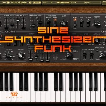 Sine Synthesizer Funk