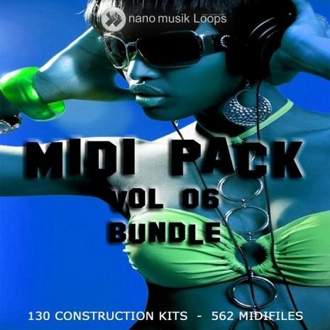 MIDI Pack Vol 6 Bundle