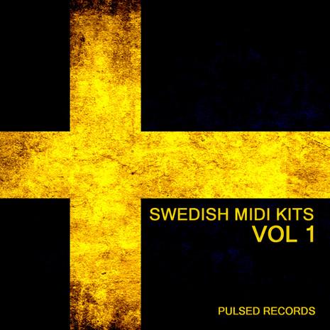 Swedish MIDI Kits Vol 1