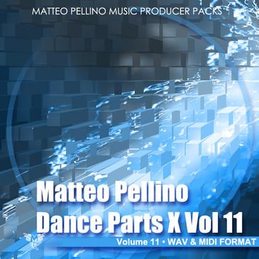 Dance Parts X Vol 11