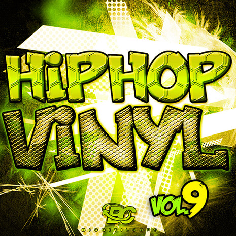 Hip Hop Vinyl 9