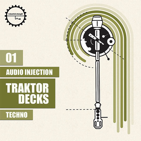 Traktor Decks 01: Audio Injection