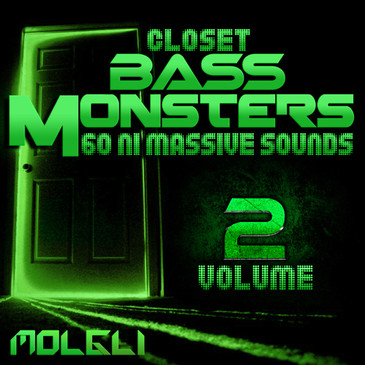 Closet Bass Monsters Vol 2
