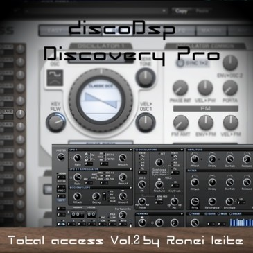 Total Access Vol 2 For Discovery discoDSP