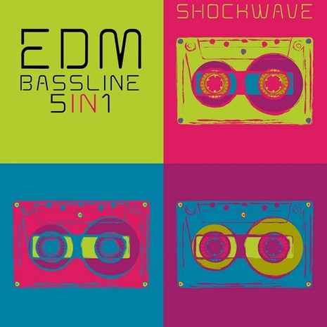 EDM Bassline 5-in-1 Bundle