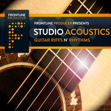 Studio Acoustics: Guitar Riffs 'n' Rhythms