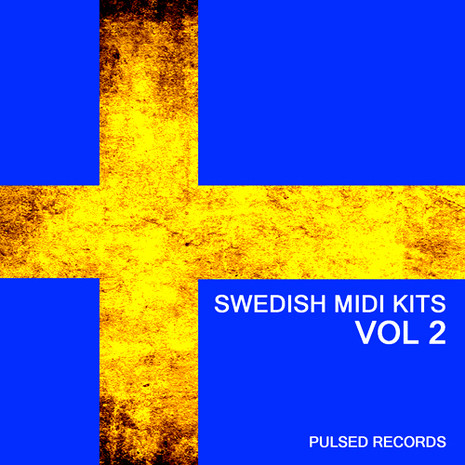 Swedish MIDI Kits Vol 2