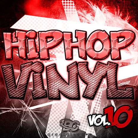 Hip Hop Vinyl 10
