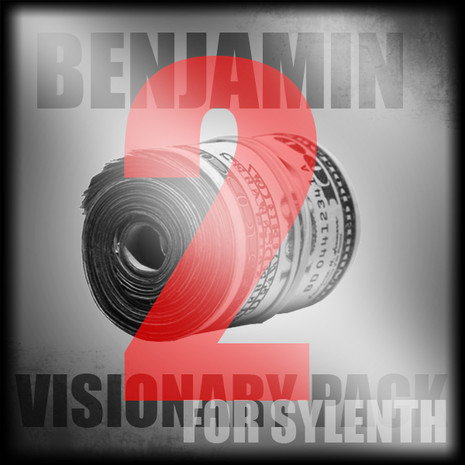 The Benjamin Visionary Pack 2 for Sylenth