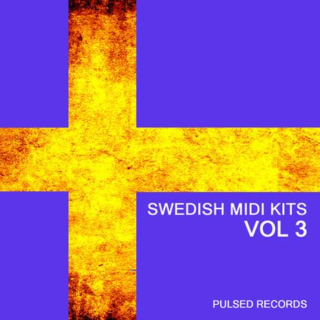 Swedish MIDI Kits Vol 3