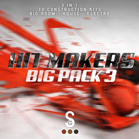 Hit Makers Big Pack 3