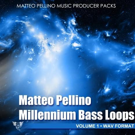 Matteo Pellino: Millennium Bass Loops